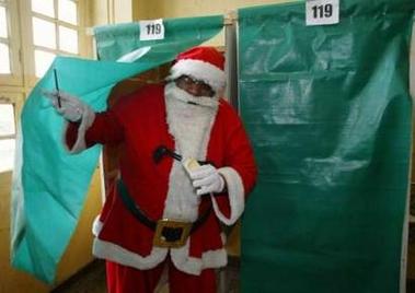 Rigoberto Martinez, le Père Noël votard du Chili