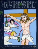 Divine Wine, par Dana Ellyn