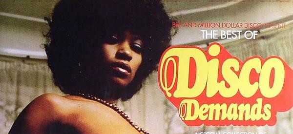 Disco DEMANDS !