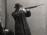 André Soudy, anarchiste illégaliste, guillotiné le 21 avril 1913 à l'âge de 21 ans. Ses derniers mots furent: « Il fait froid, au revoir ».