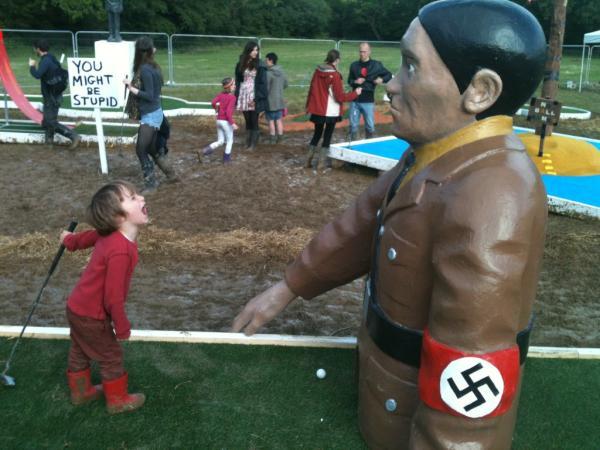 Le fascisme, bientôt dans un parc près de chez vous.